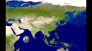 Anyong Tubig Anyong Lupa sa Asya