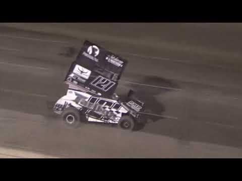 Lemoore Raceway - King of California Round 6 - August 12, 2017 Restrictor A main  Caeden Steele