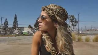 A Day in the Life of an LA Roller Girl (test shots only)