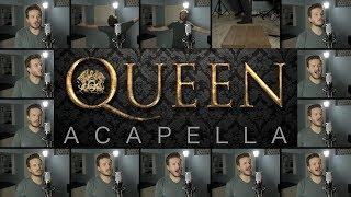 Queen Acapella Medley Bohemian Rhapsody, We Will Rock You, Dont Stop Me Now, and MORE.mp3