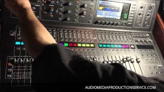 Live Sound Check: Midas M32