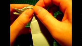 Origami Lesson: Dolphin..!
