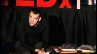 TEDxPrishtina - Bujar Nrecaj - When Design Changes Thought