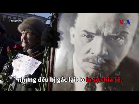 Ông Lenin có bị đưa ra khỏi lăng?