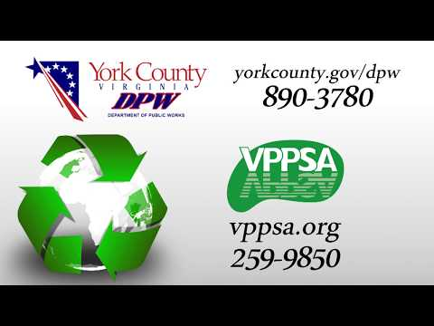 Recycling | York County, VA