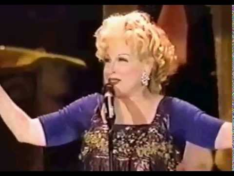 Bette Midler - Soph Jokes - A Doctor - Pretty Legs - Burlesque - Experience The Divine - 1993