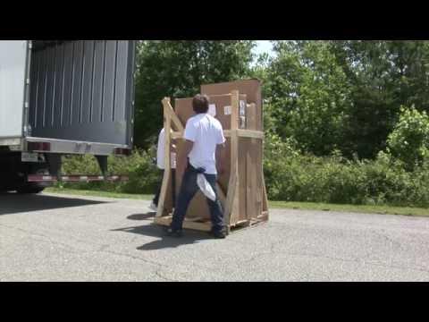 Multi-Piece Barrier Free Shower Installation Video