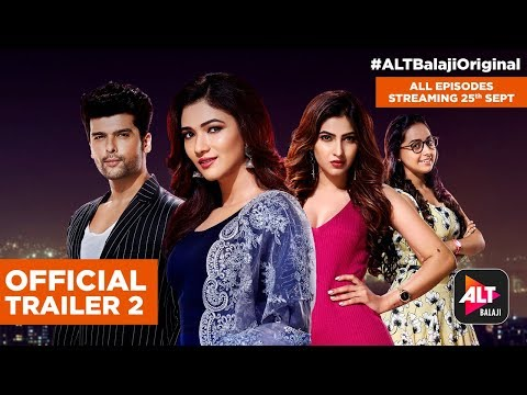 Hum I Am Because Of Us  Trailer 2All episodes on 25th Sept  Kushal TandonALTBalaji