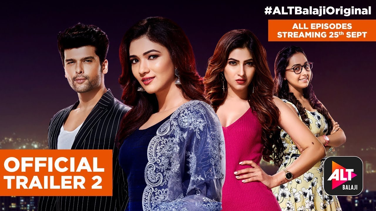 Download Hum I Am Because Of Us |Official Trailer 2|All episodes on 25th Sept | Kushal Tandon|ALTBalaji