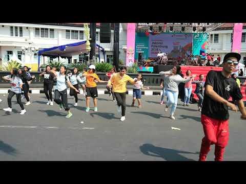 Flashmob Asian Games 2018 - Malang
