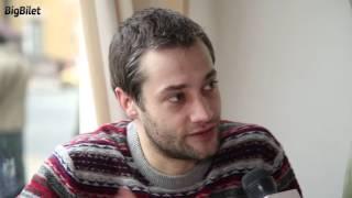 В гостях у BigBilet TV актер театра и кино Роман Полянский