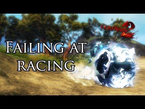 Guild Wars 2 - Failing at the Beetle Races thumbnail