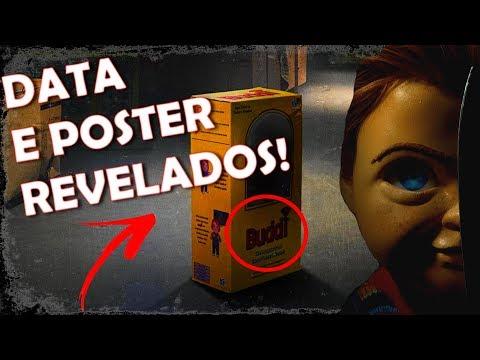 CHUCKY (2019) REBOOT GANHA PRIMEIRO POSTER, E DATA DE ESTREIA