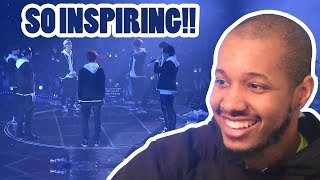 [ENG] BORN SINGER LIVE - 2015 BTS LIVE TRILOGY EPISODE 1 _ BTS BEGINS REACTION