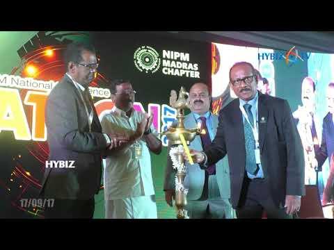 36th NIPM National Conference NATCON 2017 at Chennai