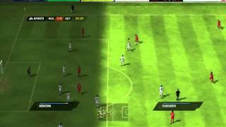 FIFA 2010  Español gameplay Xbox 360