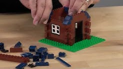 LEGO® Creator — zbuduj dach chatki