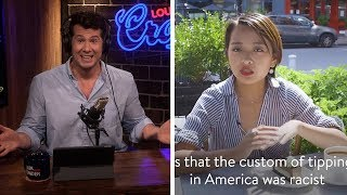 DEBUNKED: Is Tipping Rooted in Racism? | Louder With Crowder