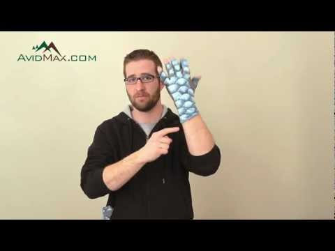 Buff Pro Series Angler II Water Sport & Fishing Gloves Product Tour