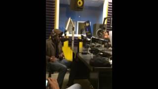 Iyara Bigcity Radio Interview(Dj Warlock) Oct.2014