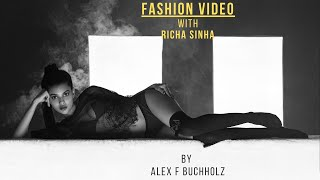 Fashion Photoshoot   Fashion Video with Richa Sinha