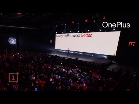 The OnePlus 7T Series Launch in just 60 seconds!