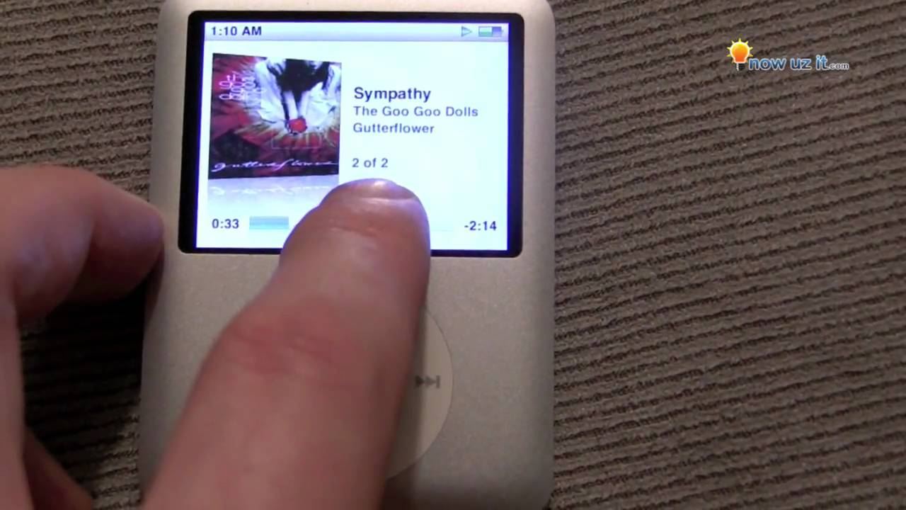 Forum on this topic: How to Listen to Your iPod in , how-to-listen-to-your-ipod-in/