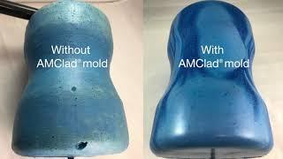 AMClad® Creates Affordable Foam Mold