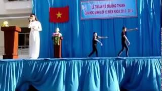 Mẹ tôi cover - THPT Lê Quý Đôn Long An