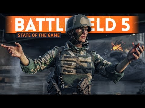 THE STATE OF BATTLEFIELD 5: Are Game Sales Numbers THAT Low? Is Marketing Fail To Blame?