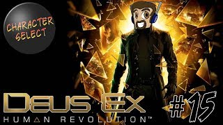 Deus Ex: Human Revolution Part 15 - Anytime, Fly Girl - CharacterSelect