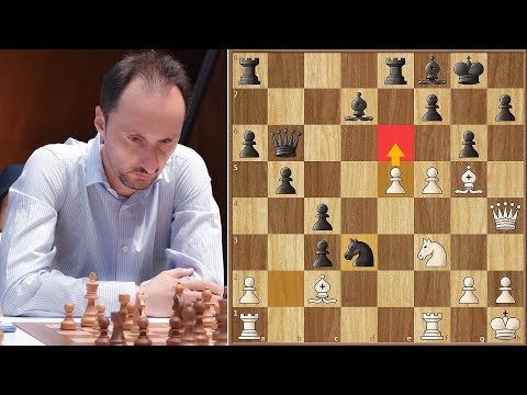 Veselin Draws First Blood! | Topalov vs Mamedyarov | Gashimov Memorial (2018)