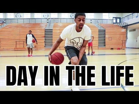 A DAY IN THE LIFE OF COACH HOWARD - BASKETBALL COACH AND TRAINER