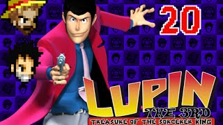 3G1U Lupin the 3rd: Treasure of the Sorcerer King, Part 20: It