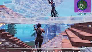 I found a possible cheater on fortnite! #2 SEASON 7