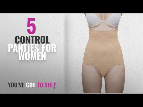 Top 10 Control Panties For Women [2018]: Laceandme Magic Wire No Rolling Down Tummy Tucker Women's