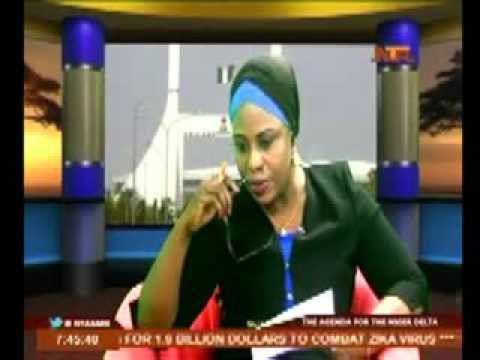 Mrs. Ibim Semenitari speaks on Niger Delta