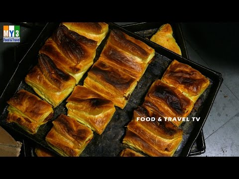 VEG PUFF | Indian Bakery Food | STREET FOOD IN INDIA