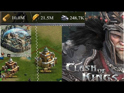 CLASH OF KINGS: 31.5 MILLION RESOURCES DONATION