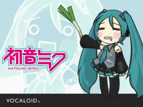 Miku Hatsunes Ievan Polkka With Lyrics