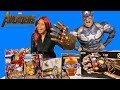 Avengers Infinity War Toy Challenge !   Toy Review  Konas2002