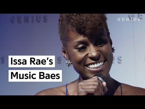 Issa Rae's Music Baes - Miguel, Frank Ocean & More
