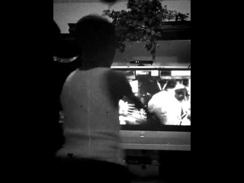 Daddy vs son kinect by Tito Warren