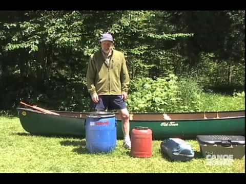 VIRTUAL COACH: Packing A Canoe for Overnight Trip