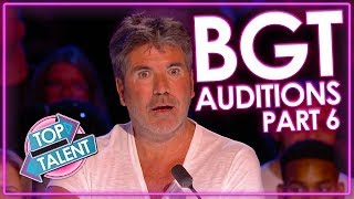 Britain's Got Talent 2019 | Part 6 | Auditions | Top Talent