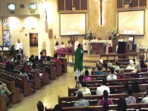 Sermon on Luke 14:25-35 FATHER ALBERT CUTIE on the life of Mother Teresa of Calcutta