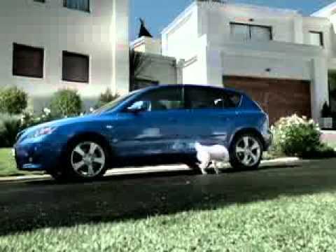 Bommarito Mazda St. Louis, Missouri A Mazda 3 pees on the ...