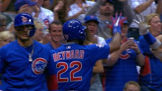 7/29/17: Heyward's home run leads Cubs to 2-1 victory