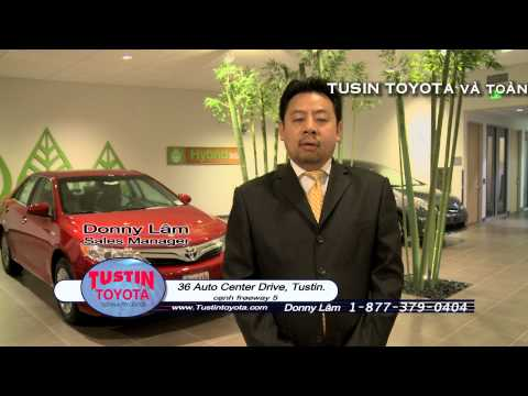 Tustin toyota service phone number
