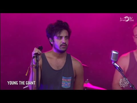 Young The Giant  Cough Syrup  @ Lollapalooza 2014